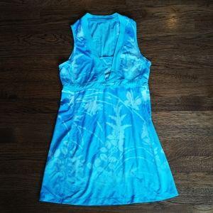 Lululemon Run: Flow Thru Dress 6 Frizby